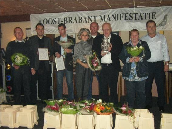 Winnaars ZK van Boxmeer eendags cup